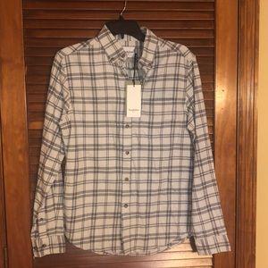 NEW Plaid Flannel Shirt